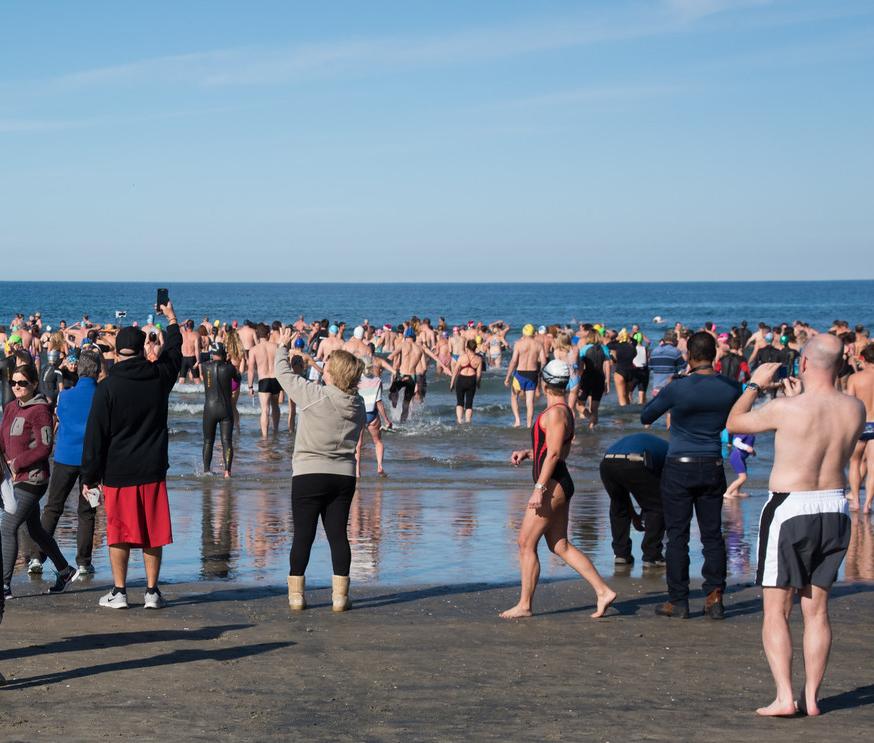 2015 Polar Bear Swim