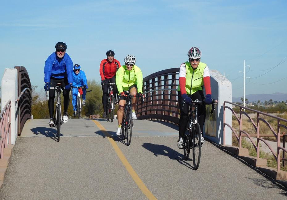 Kathleen Bober's Birthday Brew Ride January 16, 2016