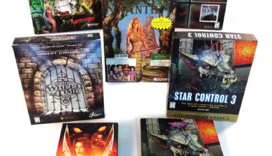 Legend Entertainment games