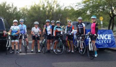 Ladies Performance Ride October 6, 2016