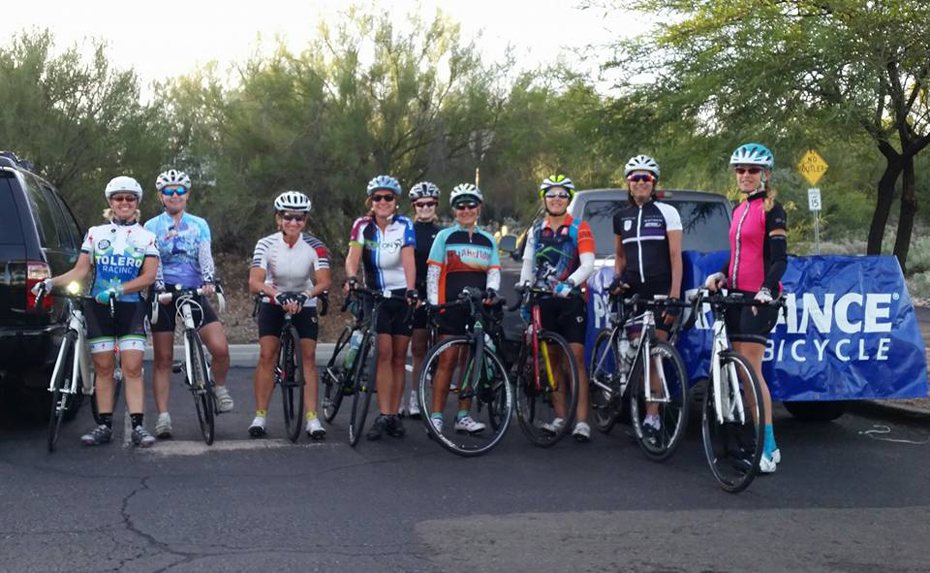 Ladies Performance Ride October 6, 2016